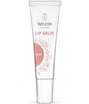 WELEDA - Бальзам для губ (Rose) 10 мл
