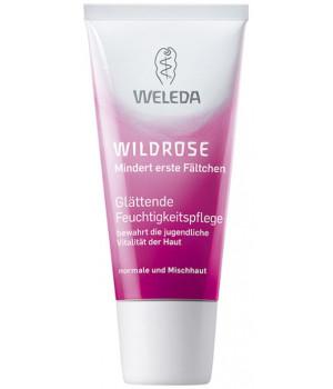 WELEDA - Крем для лица (розовый, легкий), 30 мл