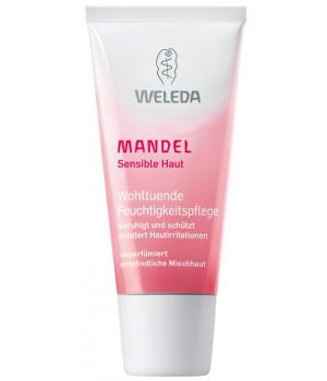 WELEDA - Крем для лица (миндальный, увлажняющий), 30 мл