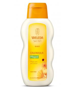 WELEDA - Масло для младенцев (календула) 200 мл