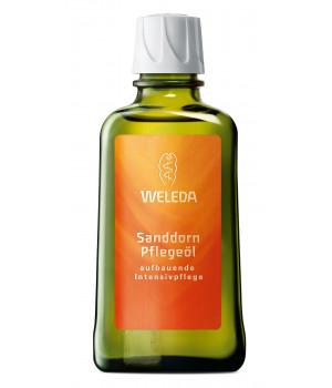 WELEDA - Масло для массажа (облепиха) 100 мл