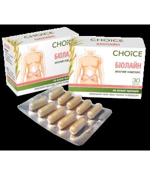 Фитокомплекс Choice - Биолайн 30 капс.