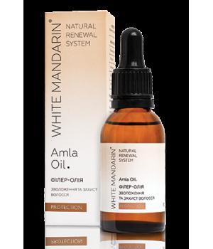 Филлер-масло для волос White Mandarin серии Protection