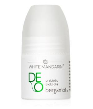 Натуральный дезодорант DEO Bergamot - White Mandarin, 50 мл