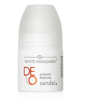 Натуральный дезодорант DEO Sandal - White Mandarin, 50 мл