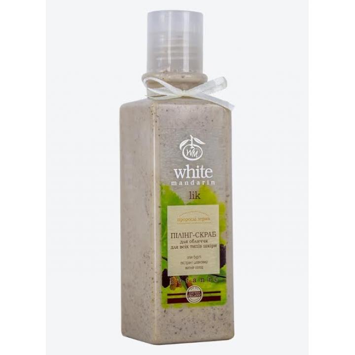 Пилинг-скраб для лица White Mandarin Проросшие зерна 200 мл