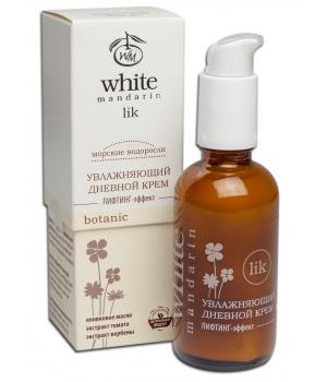 Увлажняющий дневной крем White Mandarin Морские водоросли для всех типов кожи 50 мл
