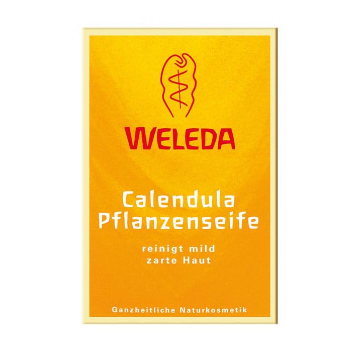 Органическое детское мыло Календула Weleda 100 г