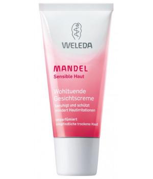 WELEDA - Крем для лица (миндальный, питательный), 30 мл