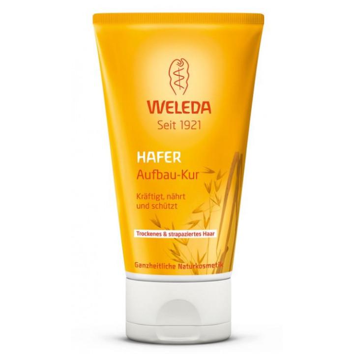 Органическая маска для волос Weleda с экстрактом овса 150 мл