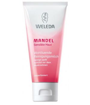 WELEDA - Молочко для лица (миндальное, очищающее), 75 мл