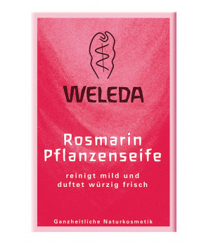 WELEDA - Твердое мыло (розмарин) 100 г