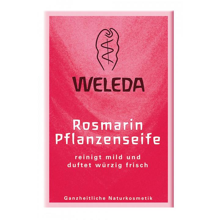 Органическое розмариновое мыло Weleda 100 г