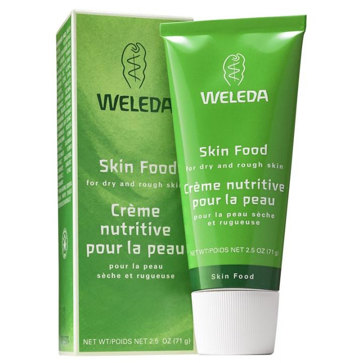 Органический крем для кожи Skin Food Weleda 75 мл